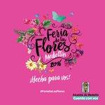 Colores y diversión es lo que nos espera en una #FeriaDeLasFlores hecha para vos https://t.co/YuzZG3HcKk