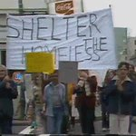 A #homeless protest in 1983 San Francisco. Whats changed in the Bay? https://t.co/YDvmpaWmnF #SFHomelessProject https://t.co/WfHf3wHrq1