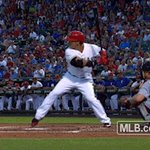 Thats how you start a game! Lead-off blast from Choo! ???? #LetsGoRangers https://t.co/Io16VgtxM4