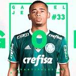 2ºT | 10 min: GOOOOOOOOOOOOL! GABRIEL JESUS FAZ O TERCEIRO. Palmeiras 3x0 Figueirense. #AvantiPalestra #PALxFIG https://t.co/5gtE0ZJfUm