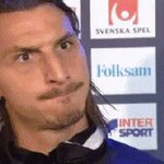 When you realise that you have to perform against actual defenders and not farmers from Ligue 1 #ZlatanTime https://t.co/wAsadHGc6n