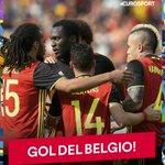 GOOL! #WAL #BEL 0-1 (13) Che sassata di NAINGGOLAN! Il Belgio meritatamente in vantaggio! #Euro2016 https://t.co/efZWkLTBfL