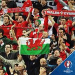 GOAL! Wales 1-1 Belgium (A Williams 31) #WALBEL #EURO2016 https://t.co/QGatcpyzUM