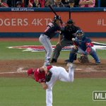 As we head to the 12th inning, heres a GIF of Kevin Pillars game-saving catch in the 10th. #BlueJays #Indians https://t.co/97qUmKL2bh
