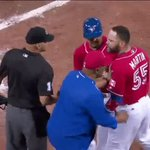 #BlueJays frustration with the ump continues as a heated Russell Martin gets ejected: https://t.co/MHiwLPcPUm https://t.co/m5YDaNu5tb