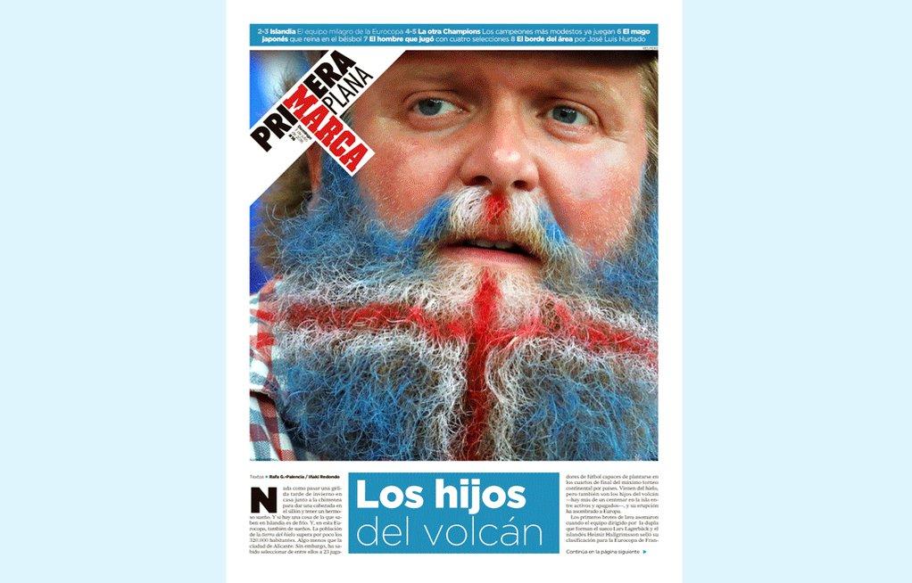 Los secretos de Islandia, el equipo milagro de la Eurocopa, en #PrimeraPlana. Este domingo, gratis con MARCA #ISL https://t.co/8ZTJ6psppk
