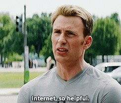 Shout out to my time line for making the 4th a seedy stream of Captain America gifs. https://t.co/nxMZ45ln3m
