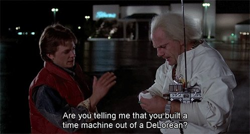 This Tuesday is like the world's worst Monday. Where's Doc Brown when you need him? https://t.co/HTZNWF70dM