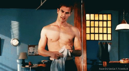Can the #Divergent spinoff series just be 1hr episodes of Theo James shirtless? Please and thank you. https://t.co/CY2M17UHcw