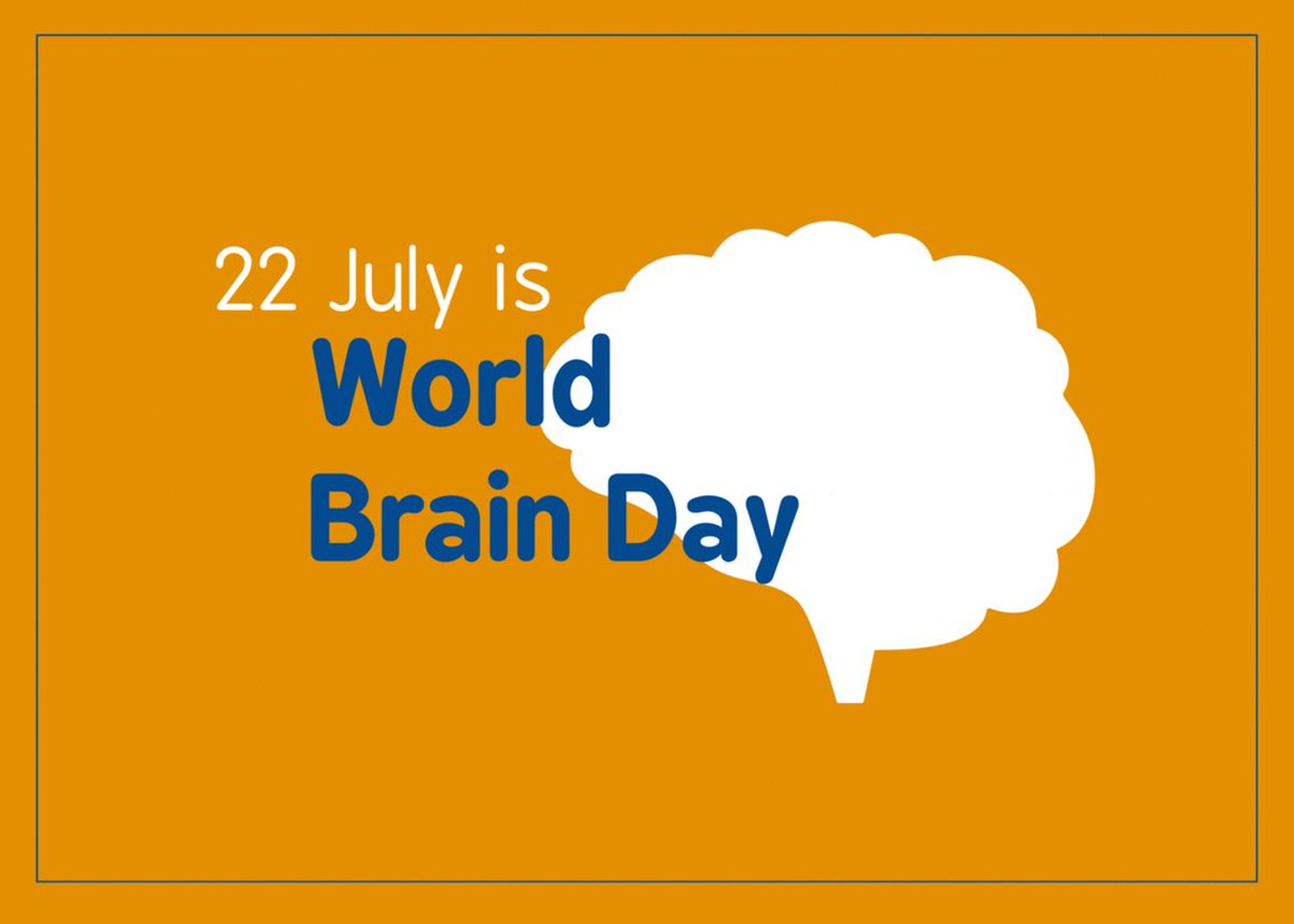 On #WorldBrainDay help us continue to provide support and information for all those affected by a #neuro problem! https://t.co/iKgTrCmuZ3