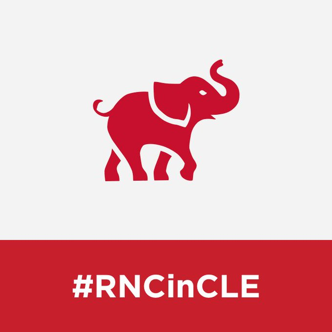 Twitter @twitter: RT @gov: Emoji alert! Join the election conversation by Tweeting #RNCinCLE, #GOPconvention, #DemsInPhilly and #DemConvention. https://t.co/…