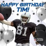 9 Pro Bowls NFL 1990s All-Decade Team Heisman Trophy 🏆 Hall of Famer Happy Birthday to @RAIDERS legend @81TimBrown https://t.co/no0sSYc7l9