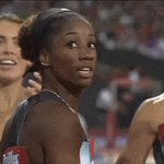 When they flash a time of 12.58, but you look back and its corrected to the #WorldRecord 12.20. @KeniUSATF https://t.co/Eop1LBqvxK