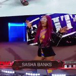 #TheBoss @SashaBanksWWE looks READY! Who is her partner? Were about to find out at #WWEBattleground! https://t.co/w5Eky8HRp6