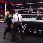 WHAT A SLAP by @maryse0uellet! Down goes @AskMrBacklund! #WWEBattleground #ICTitle https://t.co/pOdRDfz1g6