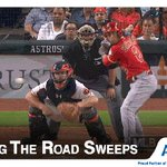 The @Angels have hit the road! RT for your chance at a jersey and tickets thanks to @ARCO. https://t.co/8BtfAdtTgN https://t.co/guL3DAg3s6
