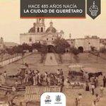 ¡Hoy celebramos Querétaro! El 25 de julio de 1531 se fundó la Ciudad de Querétaro. #QroEstáEnNosotros https://t.co/qIrrDxFEa0