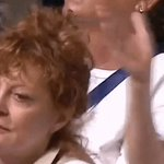 Susan Sarandon is having literally the worst time at the #DemConvention https://t.co/Ola9Hi3y5o