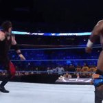 .@APOLLOCrews goes low bridge on @KaneWWE to win the #BattleRoyal!! Hes going to the #SixPackChallenge! #SDLive https://t.co/6DiZ30MRc1