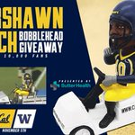 The Marshawn bobblehead has arrived & can be yours on Nov. 5 at @CalFootball vs Washington!  https://t.co/m60Z1YUQOt https://t.co/p3oeypxbTx