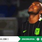 Minuto 8: Gooooooooooooool de Nacional. Gooooooooooooool de Miguel Borja. #MiNacionalEnVivo https://t.co/ynXow59kpS