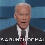 """Thats a bunch of malarky."" - @JoeBiden #DemsInPhilly https://t.co/2pEnXVdvVr"