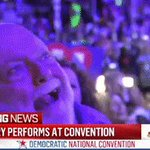 mashable: RT mashablegif: This guy was ~feelin~ that Katy Perry performance #DemsInPhilly https://t.co/x75mRIVewT