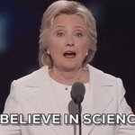 mashable: RT mashablegif: I believe in science. HillaryClinton #DemsInPhilly https://t.co/MoJIfYAxoX