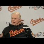 Six years ago, the @Orioles made the best decision in 20 years to hire Buck Showalter. We love Uncle Buck in BMore! https://t.co/My9IaM00Oi