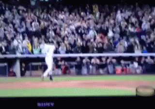 """""""No athlete ends his or her career the way you want to"""" - #ARod   Derek Jeter begs to differ... https://t.co/OgkWeYEZ4e"""