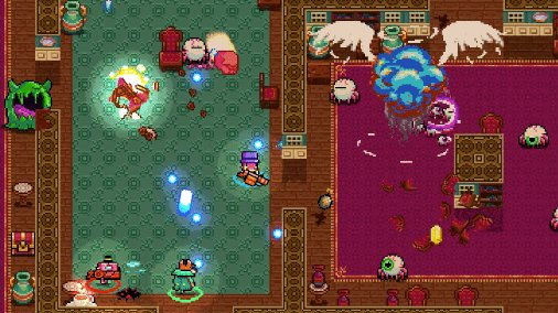 Monsters & Monocles is now available to buy on Steam Early Access! Please tell the world! :D https://t.co/lATJWiCokU https://t.co/VqrMWKqm98
