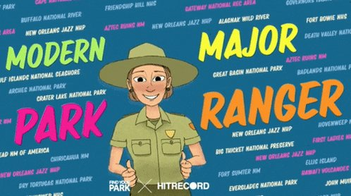 RT @ConradMChambers: Musicians! Play along with this hilarious song to celebrate @GoParks' centenary @hitRECord! https://t.co/CLPfF4Ompb ht…