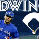 .@Encadwin takes flight as he hits a 2-run homer! @BlueJays cut the deficit to 5-3. #OurMoment https://t.co/mhtdgT1UEt