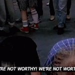 Were not worthy. #Rooey #AFLSaintsLions https://t.co/bdMCRJZs0w