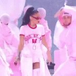 Jammin because there are 3 more @rihanna performances tonight #VMAs https://t.co/p8hYC3NLOH