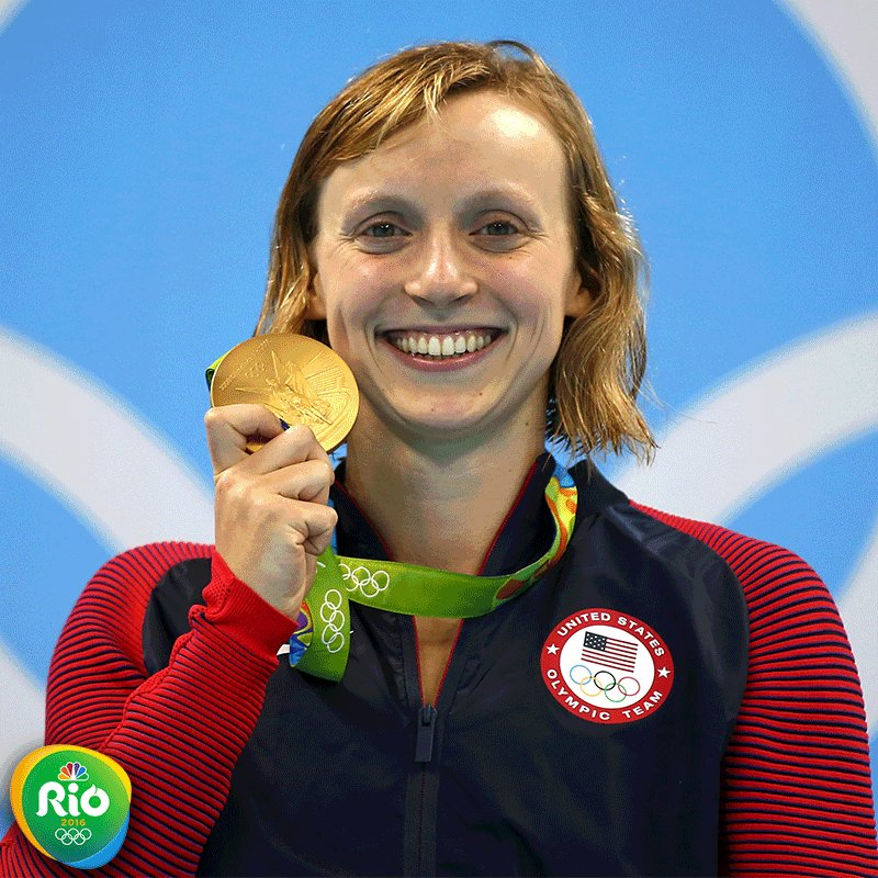 Of the 46 #gold medals won by #TeamUSA, 27 were won by women. #Rio2016 https://t.co/6puHcOmWaH