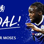 GOAL! MOSES! 2-0! #CFCLive https://t.co/rWrXhPmGJk