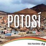 #POTOSI Su altitud promedio es de 3900 msnm, por lo que es, la segunda más alta del mundo detrás de El Alto. #UPB https://t.co/g4V9n33Ir2