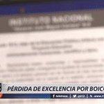 📱 #T13Móvil | Instituto Nacional pierde subvención por excelencia tras 20 años » https://t.co/71YXBNKchc https://t.co/FjQoDETJCk