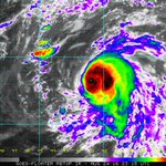 #Gaston has intensified & is now the 3rd Atlantic hurricane of 2016 - 1 more than occurred in entire 2013 season. https://t.co/Z2Qb9Nl896