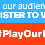 To #PlayOurPart well help to register voters. @osfashland @ATLouisville @arsnova join us! https://t.co/QOEdguQmtB https://t.co/lG96BKL70V