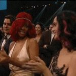 2010 #VMAs: Shouldnt Rihanna & Katy Perry sit together at every awards show?! ❤ Interview: https://t.co/hFAGBS2m6K https://t.co/u0wfFToTNm