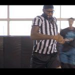Had a blast going undercover as a ref with @DraftKings! Had to keep order on the court… https://t.co/6IXYaaIdCS https://t.co/HDFblAD6AN