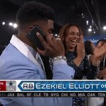 The wait is over. 119 days since @EzekielElliott got the call & tonight he makes his debut as a Dallas Cowboy. https://t.co/Qo915biA0q