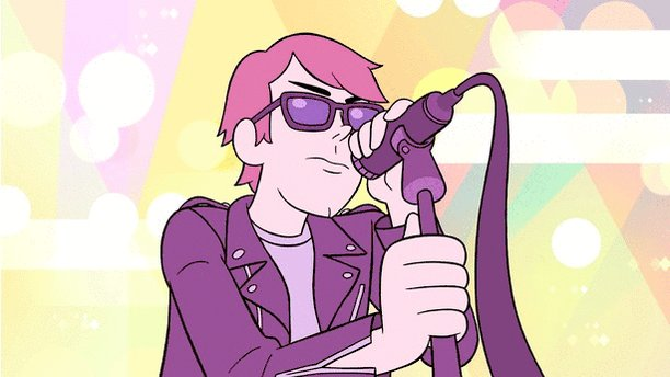Tune in to Steven Universe on @cartoonnetwork now for some sweet animated @mikefredkrol action! https://t.co/peBlOxsc4D