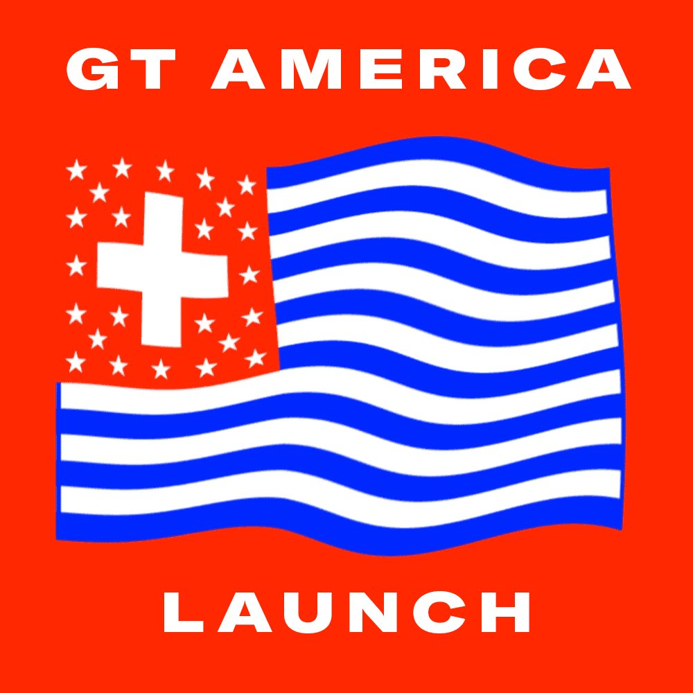 Come celebrate @grillitype's launch of GT America at @thirtyone_nyc  → https://t.co/El7qOwNGER https://t.co/18ODXf0LrT