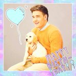 AGH #HappyBirthdayLiamPayne 🎈🎂 We dont know whos cuter, Payno or the puppy https://t.co/9yEctGGMXk