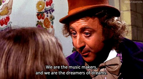 Gene Wilder is everywhere and everything. https://t.co/zxpyliX42D