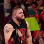 """ITS MY SHOW!"" shouts @FightOwensFight as he celebrates becoming the NEW @WWE #UniversalChampion on #RAW! https://t.co/IyCB7Eq1vB"
