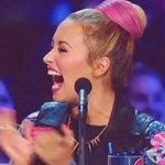 Ela gosta de Demi e está arrasando na Beyoncé!! Tamires, a senhora lacrou #XFactorBR https://t.co/DMlf9mEBMD